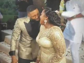 Video, Pictures As Nollywood Actor, Stan Nze Marries Blessing Obasi