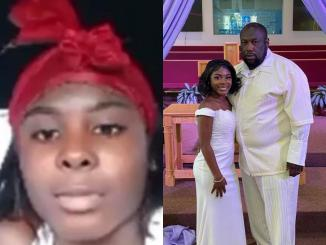 18-Year-Old Girl Who Married Her 61-Year-Old Godfather Reacts After Her Mother Released A Video Slamming Her Marriage