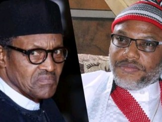 DSS Charges Nnamdi Kanu For Calling Buhari 'An Idiot, A Paedophile, & A Terrorist'