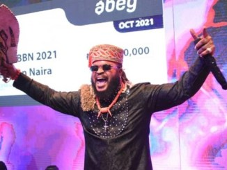 Immediately I walked through the Big Brother house doors, my goal was to inspire others – BBNaija winner, White Money