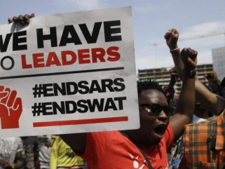 Lagos Police Boss Odumosu Apologises, Frees Arrested #EndSARS Protesters, Journalists (Video)
