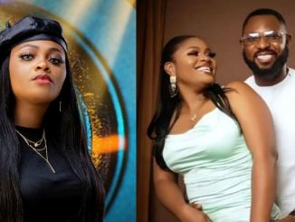 ''My Husband Went To Voting Centers To Urge My Fans Not To Vote For Me''- BBNaija Tega Reveals (Video)