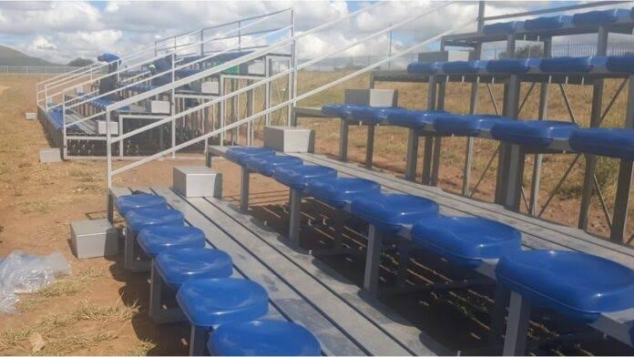 Naija Politicians dey learn: See Stadium Built With N368Million in South Africa