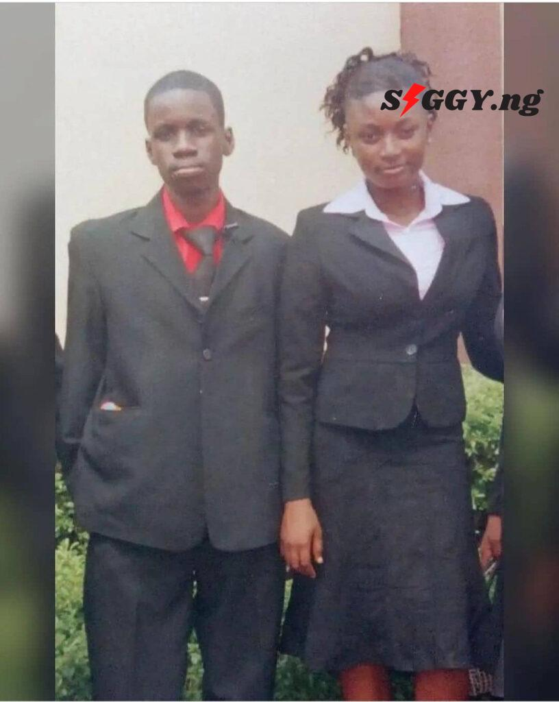 Secondary School Classmates Get Married 17 Years Later (Photos)
