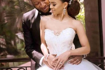 white wedding pictures