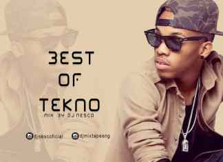 Dj Nesco - Best of Tekno 2019 Mix
