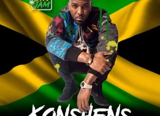Best of Konshens DanceHall Dj Mixtape (Greatest Hits)