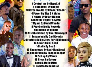 Dj Naps × Dj Sonch – Kenyan Gospel Mixtape 2019