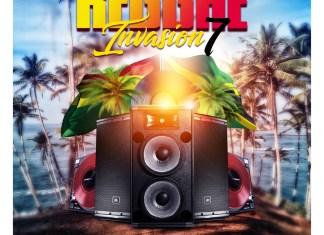 Dj Manni - New Reggae Invasion Vol.7 Mix