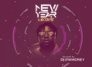 DJ Enimoney – New Year Non Stop Mixtape 2020
