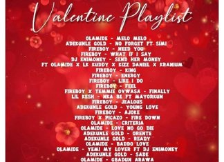 DJ Enimoney – YBNL Valentine Mixtape (Naija Love Songs)