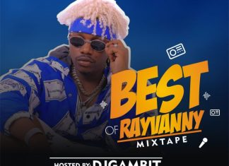 DJ Gambit – Best of Rayvanny Mix