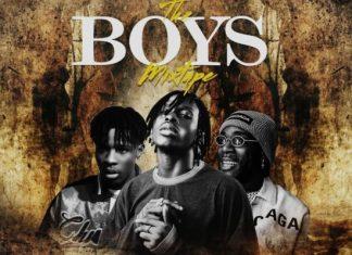 DJ Beeast – The Boys Mixtape (Joe Boy, Fire Boy, Burna Boy.....)