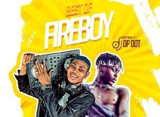 DJ OP Dot – Best Of Fireboy DML Mix 2020