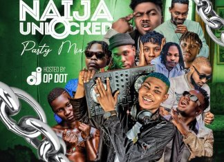 DJ OP Dot – Naija Unlocked Party Mix