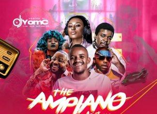 DJ Yomc - The Ampiano Mix (Hot AfroBeat Mixtape)