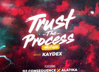 DJ Consequence – Trust The Process Mixtape 2020