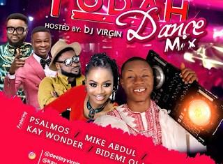 DJ Virgin - Todah Dance Mix (Gospel Dance Mixtape)
