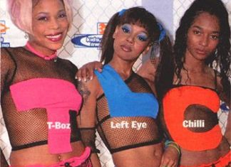 TLC Greatest Hits Mixtape (Best of TLC Mp3 Songs DJ Mix)