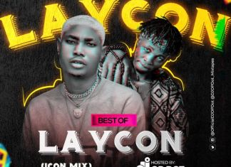 Best Of Laycon BBNaija Mix (Icon Mix) 2020