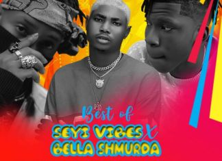 Best Of Seyi Vibez & Bella Shmurda Mixtape 2021