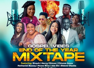 DJ Hollat - End of 2020 & Happy New Year 2021 Gospel Vibes DJ Mix