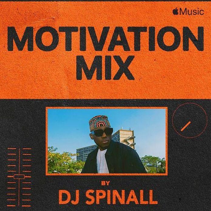 Latest DJ Spinall Mixtape 2021- Motivation Mix