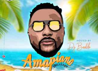 Non Stop Amapiano Party Mixtape By DJ Baddo