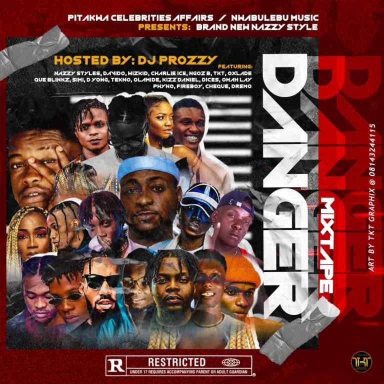 DJ Prozzy – Danger Mix