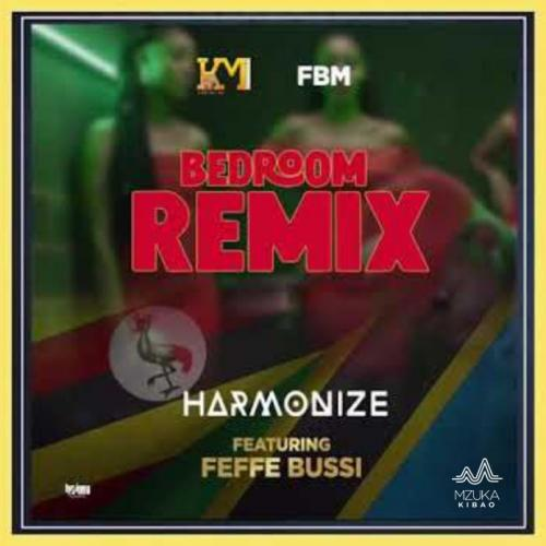 Harmonize Ft. Feffe Bussi – Bedroom (Remix) mp3 download