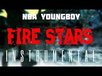 NBA YoungBoy – Fire Stars (Instrumental)