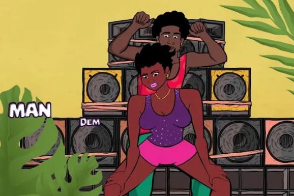 Nailah Blackman – Bam Bam Season mp3 download