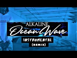 Alkaline – Ocean Wave (Instrumental)