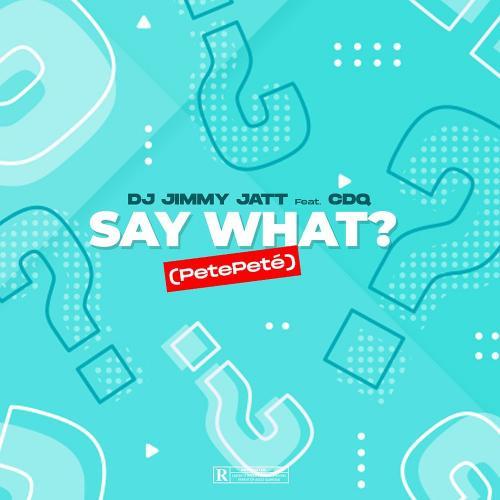 DJ Jimmy Jatt Ft. CDQ – Say What? (PetePete) mp3 download