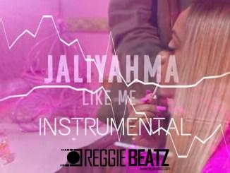 JaliyahMa – Like Me (Instrumental)