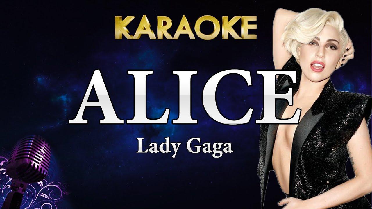 Lady Gaga – Alice (Instrumental) mp3 download