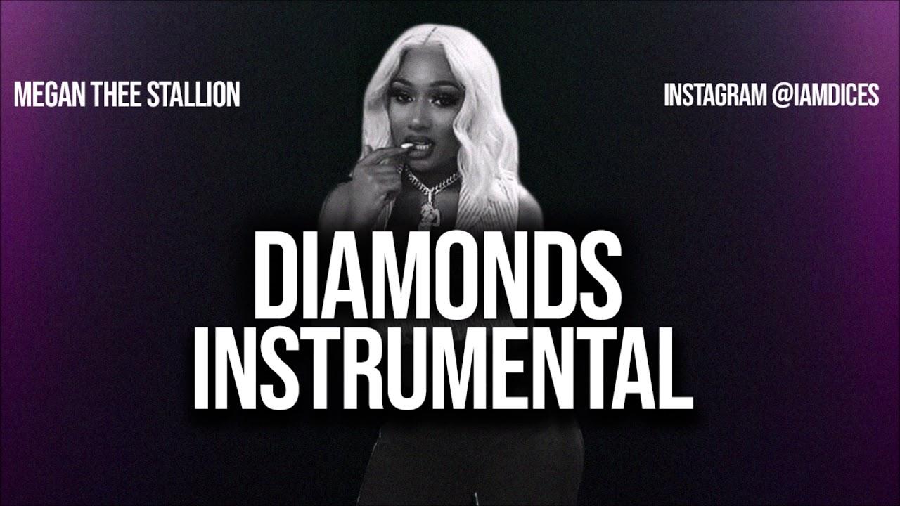 Megan Thee Stallion & Normani – Diamonds (Instrumental) mp3 download