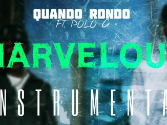 Quando Rondo – Marvelous Instrumental Ft. Polo G