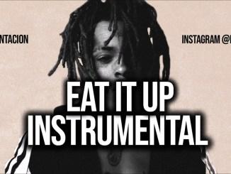 XXXTentacion – Eat It Up (Instrumental)