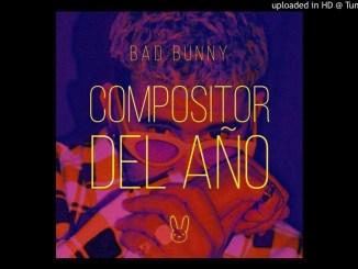 Bad Bunny – Compositor del Año (INSTRUMENTAL)