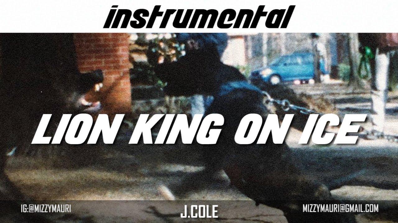 J. Cole – Lion King On Ice (Instrumental) mp3 download