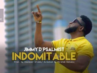 Jimmy D Psalmist – Indomitable