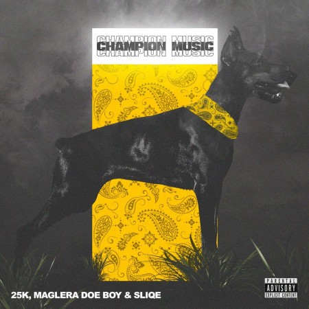 Maglera Doe Boy, 25K & Sliqe – Chow mp3 download