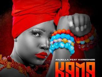 Anjella – Kama Ft. Harmonize