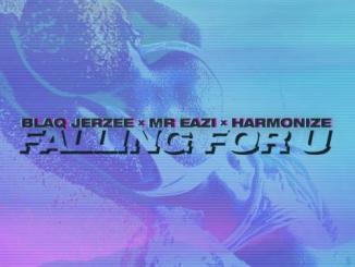 Blaq Jerzee Ft. Mr Eazi, Harmonize – Falling For U