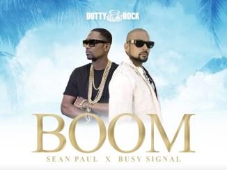 VIDEO: Sean Paul Ft. Busy Signal – Boom