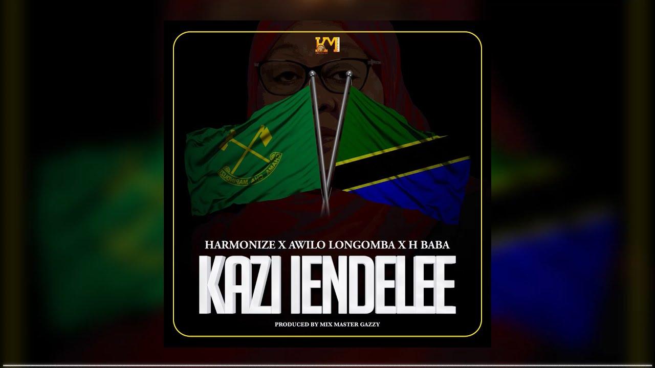 Harmonize Ft. H Baba & Awilo Longomba – Kazi Lendelee mp3 download