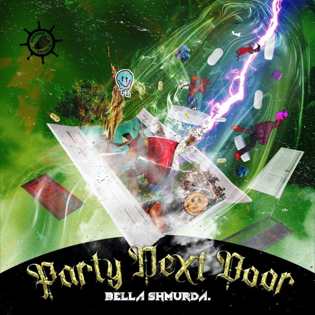 Dangbana Republik x Bella Shmurda – Party Next Door mp3 download