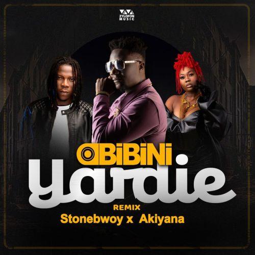 Obibini – Yardie (Remix) Ft. Stonebwoy, Akiyana mp3 download