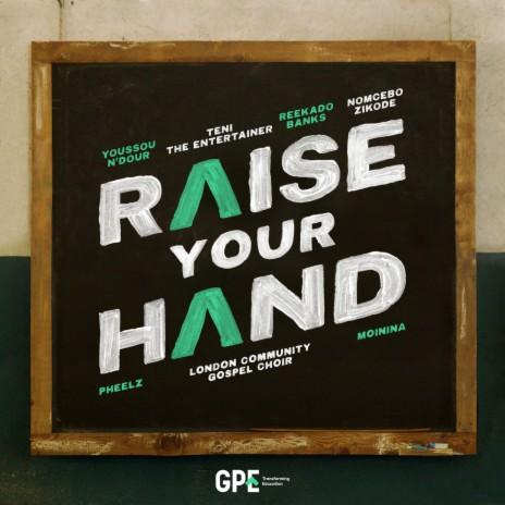 Reekado Banks – Raise Your Hands Ft. Teni mp3 download